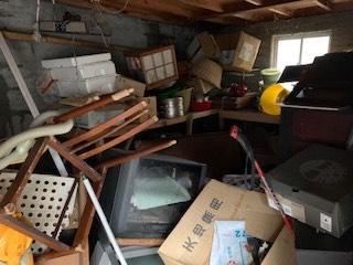 ゴミ屋敷室内2